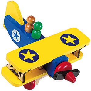 Joys of Simple Toys