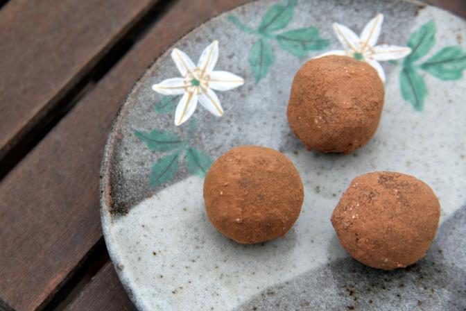 Chocolate Truffles by a Former Mechanic