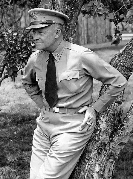 General Dwight D Eisenhower Ike