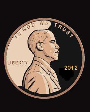 Obama penny