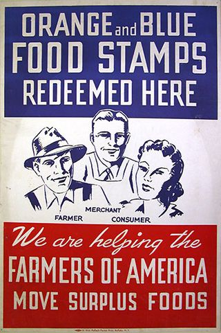 food stamp old