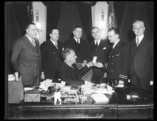 Oval Office 1933