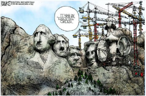 Executive-order-reshapes-Mt.-Rushmore-Michael-Ramirez