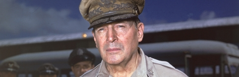 General of the Army Douglas MacArthur www.historychannel.com