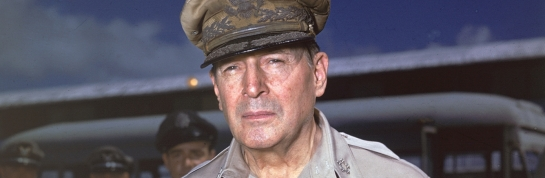 General of the Army Douglas MacArthur www.historychannel.com