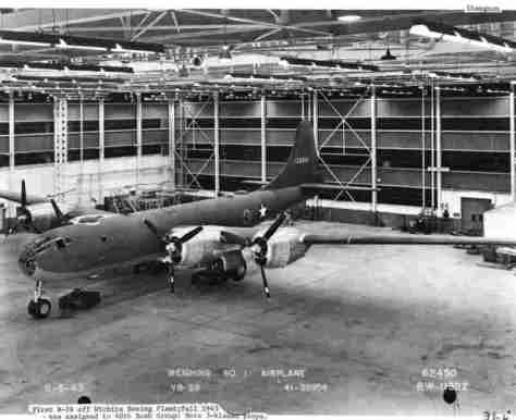 b-29 hecd