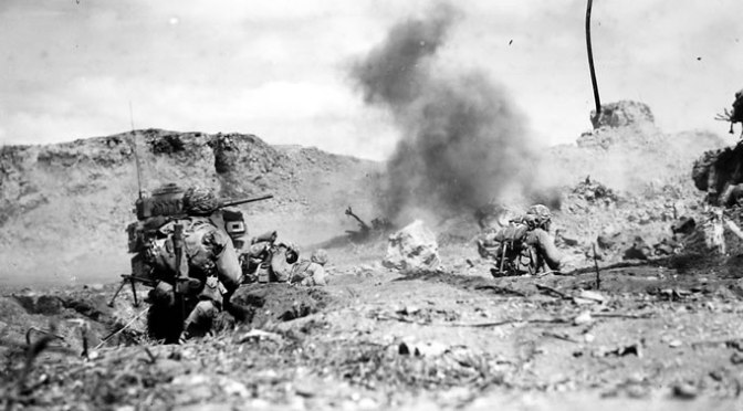 Iwo Jima Flag Raising(s) – the MOVIE (Part 1)