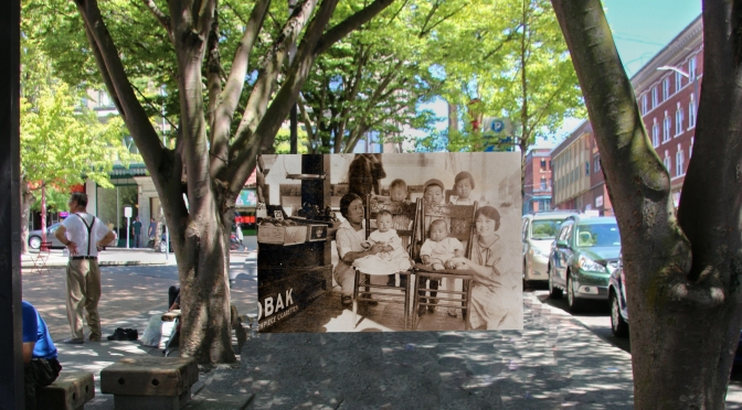 A 100 Year Then and Now Photo Project