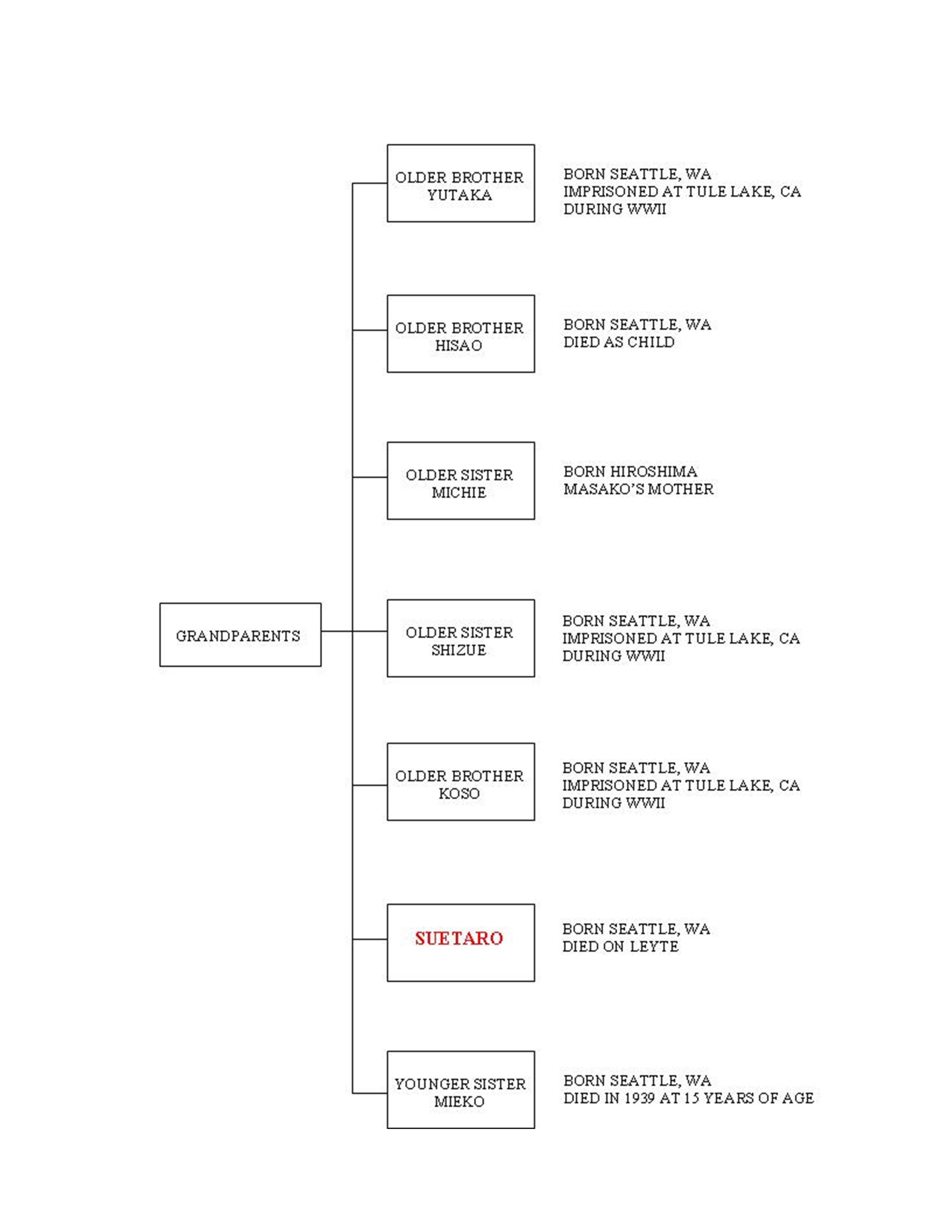 FAMILY ORG CHART WORDPRESS