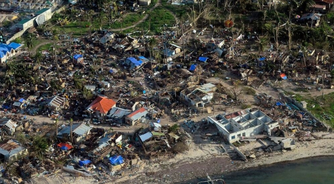 A Seafarer's Wife Recounts Haiyan