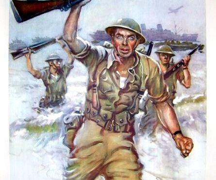 Mr. Johnson, USMC – Part I