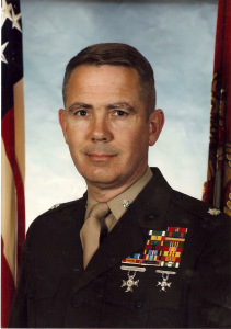 LtCol William C. Curtis, USMC