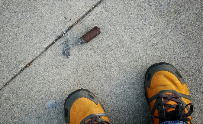 The Three Second Rule, Food and Cigars