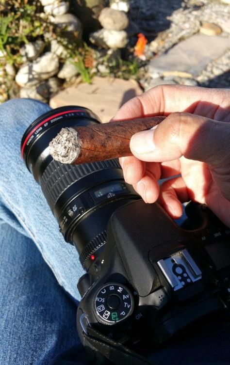 cigar lens