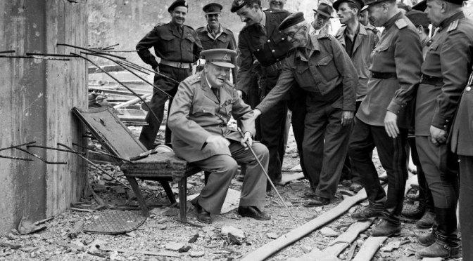 The Magic of Churchill's Speeches